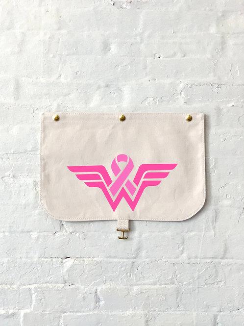 Breast Cancer Superhero Flap