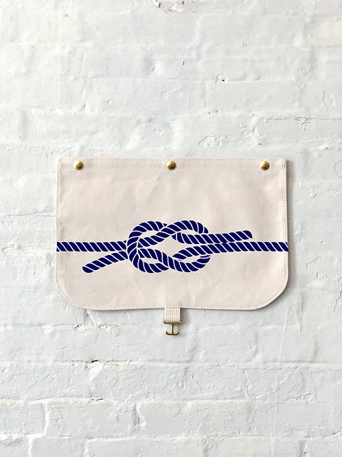 Nautical Knot Flap