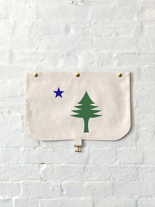 1820 Maine Flag Flap