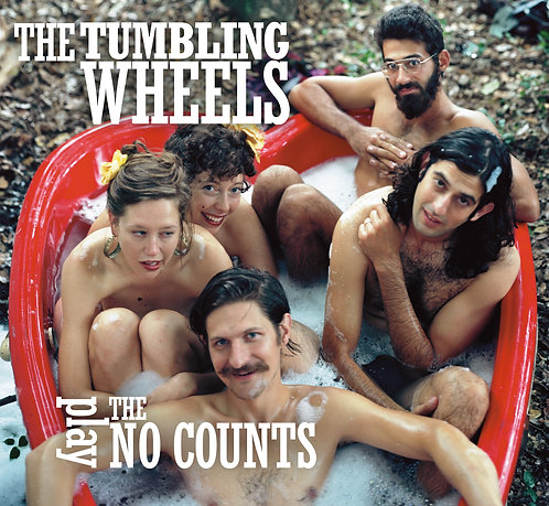 The Tumbling Wheels Play The No Counts (CD)