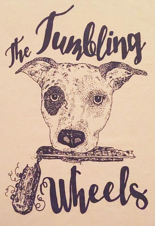 The Tumbling Wheels Tee Shirt