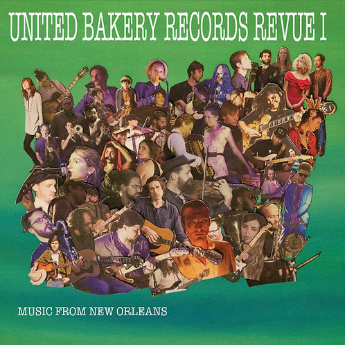 United Bakery Records Revue I (Vinyl)