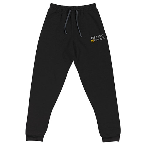 Unisex Eye Fight Joggers