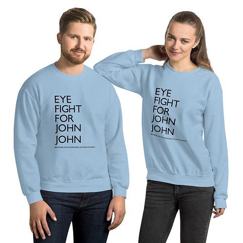 Eye Fight For John John Sweatshirt