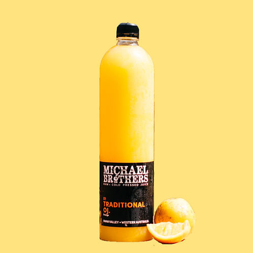 1L - Michael Brothers Cold Pressed Juice
