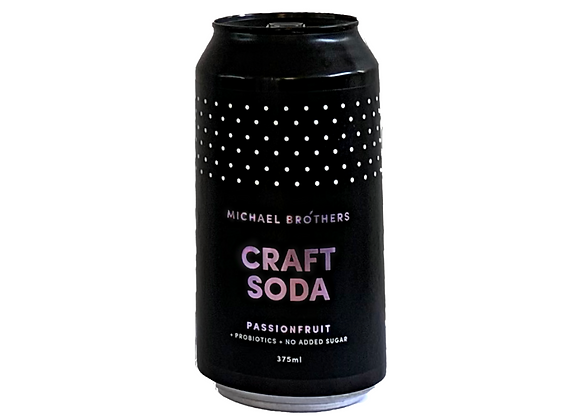 Craft Soda - Passionfruit