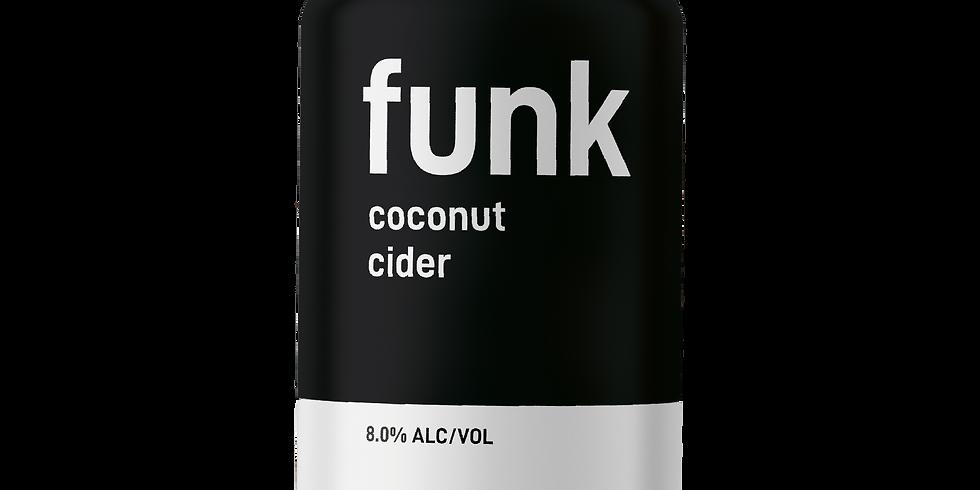 Taste The Mane Way - Coconut Cider Tastings