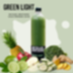 Green Light Michael Brothers Cold Pressed Juice Feature