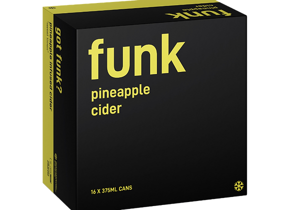 Pineapple Cider - Carton