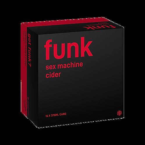 Sex Machine Cider - Carton