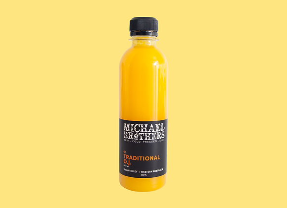 320ml - Michael Brothers Cold Pressed Juice