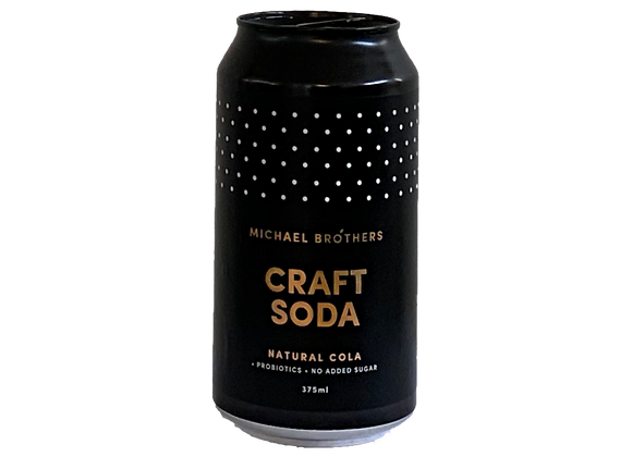 Craft Soda - Natural Cola