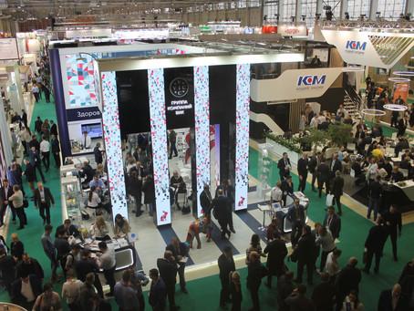 XXV Международная специализированная торгово-промышленная выставка «MVC: Зерно-Комбикорма-Ветеринари