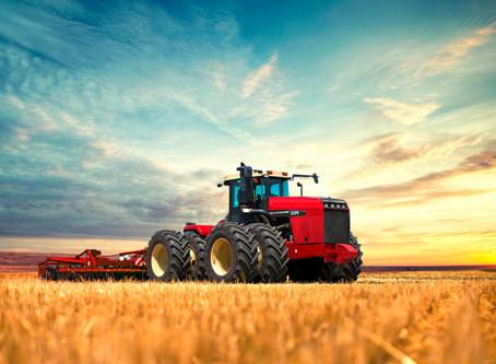 Тракторы-тяжеловесы RSM 2400 и RSM 2375 Ростсельмаш на АГРОСАЛОН-2020
