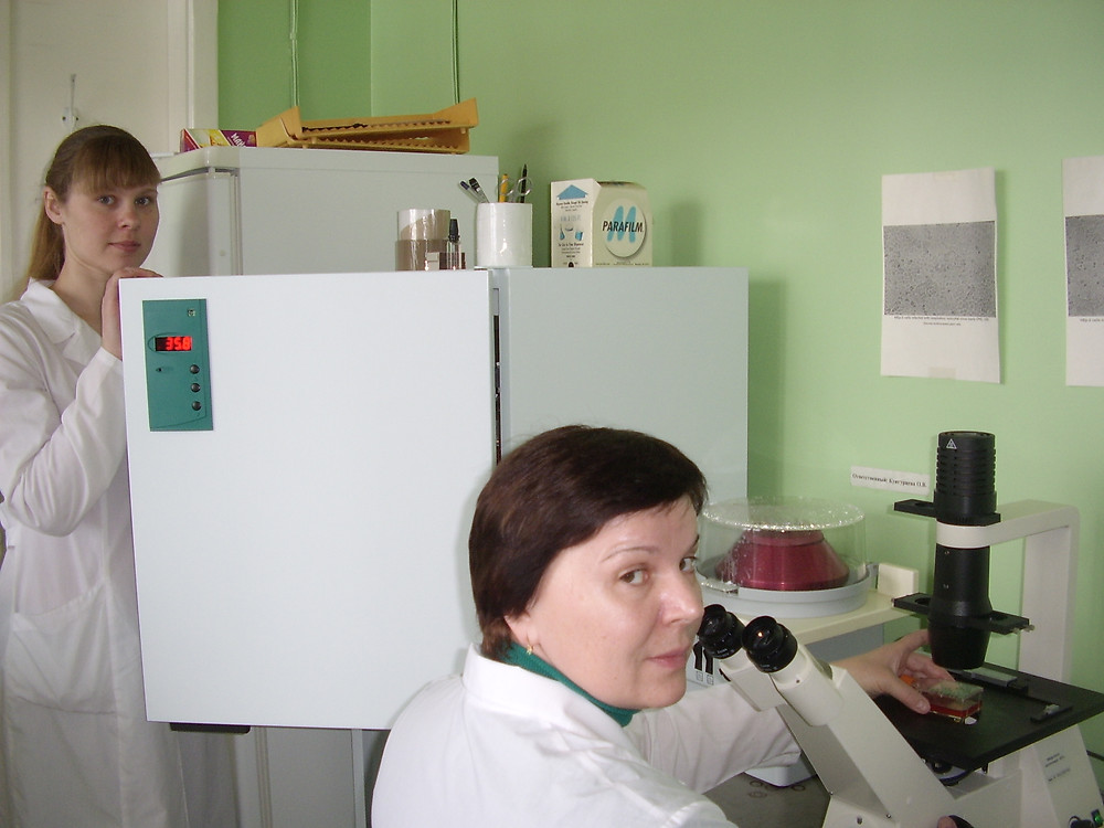 Вирусологические исследования