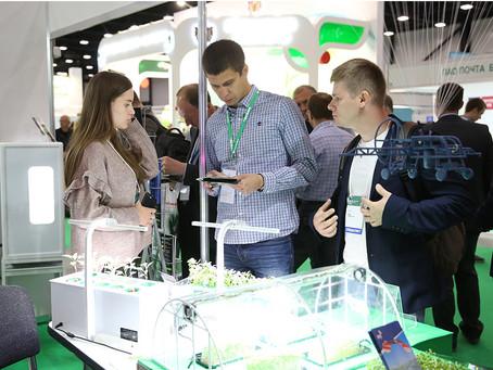 XXIX Международная агропромышленная выставка «Агрорусь» пройдет в Санкт-Петербурге уже в сентябре