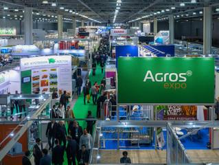 АГРОС переносится на май 2021 года
