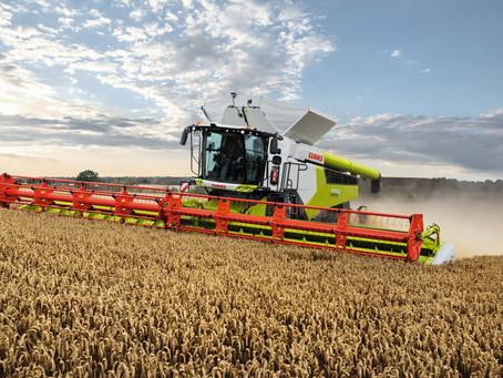 В «Битву за урожай» вступает LEXION нового поколения
