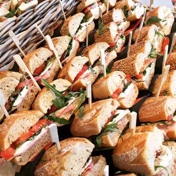 Catering Sandwichs