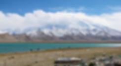 Issyk Kul i Kirgizistan