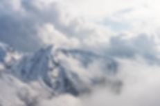 Berg i Himalaya