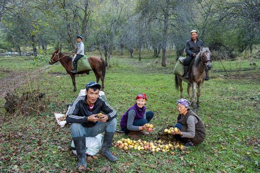 Arkit, Kirgizistan