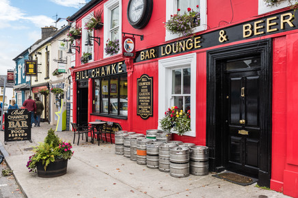 Adere, Irland