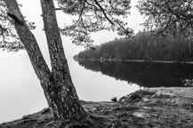 Sjön Lygnern, Halland