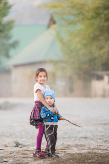 Kara Alma, Kirgizistan