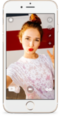oncam ios app landing page. iOS9, app store. UI/UX Designer