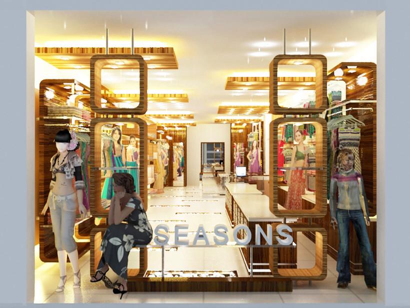 Seasons Retail store