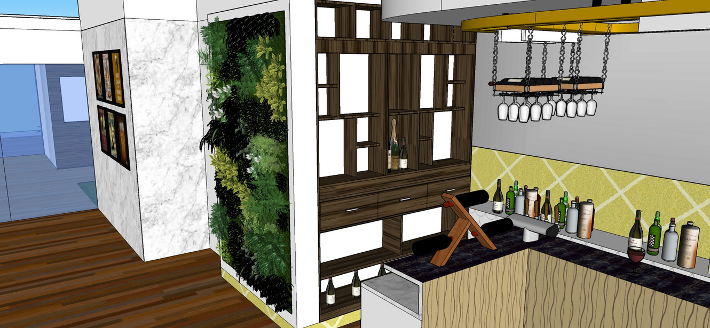 Restro Bar Interior