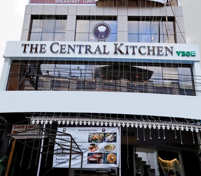 The Central Kitchen, Bhubaneswar