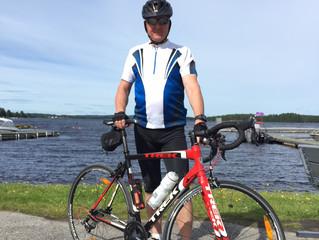 JäPyn triathlonkoulusta kohti ensi kesän Tuusulanjärvi Triathlonia