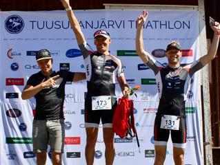 Tuusulanjärvi Triathlonin hintaporras vaihtuu 1.4.2019 - kilpailijaesittelyssä viime vuoden perusmat