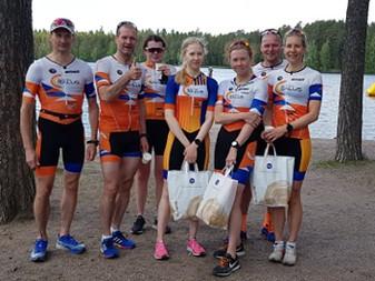 JäPyläisille menestystä triathlonkauden avausviikonloppuna!