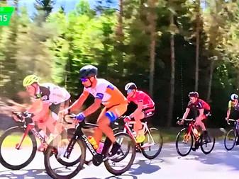 Maantiepyöräilyn Suomenmestaruudet ratkottiin viikonloppuna Noormarkussa