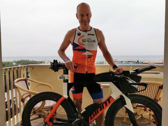 Olli Kinnusen kisaraportti Ironman Emilia-Romagnassa 21.9.2019!