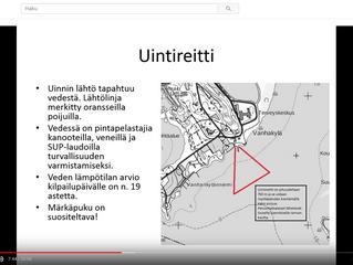 JäPy Tuusulanjärvi Triathlon kilpailun videoinfo ja lähtöluettelot julkaistu!
