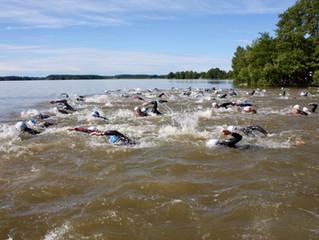 JäPy Tuusulanjärvi Triathlon kilpailussa lyötiin ennätyksiä!