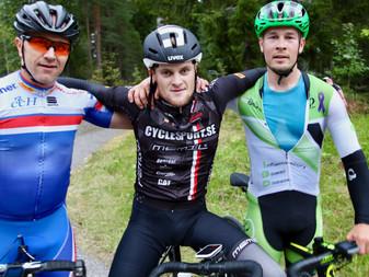 Hiski Kanerva JäPy:n Bianchi Cup -osakilpailun voittoon!