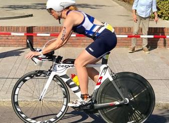 JäPyn Tiina Toivoselle Euroopan-mestaruus täydenmatkan kilpailussa Hollannissa!