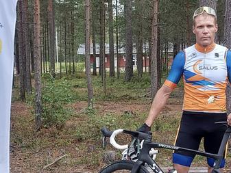 JäPy:n Antti Mäkelä ajoi ikäluokkansa Pohjoismaiden mestariksi tänään!