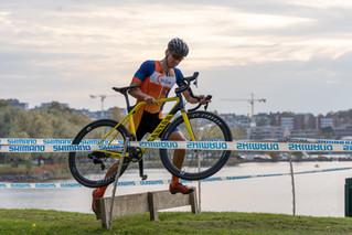Cyclocross-kausi käynnistyi Lappeenrannassa!