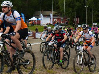 MTB marathon Valkeakoskella 11.7.2015