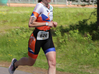 JäPyläiset triathlonistit menestyivät Finntriathlon Vierumäellä!