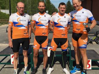 JäPy:lle mukavaa menestystä Tavastia 4 days -etappikilpailussa