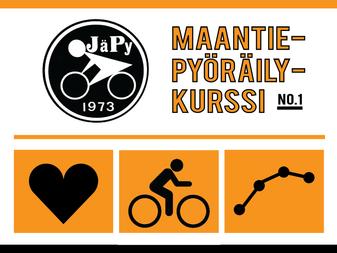 JäPy:n maantiepyöräilykurssi käynnistyy huhtikuussa!