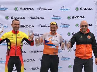 JäPy:n Mika Kariluoto etappikilpailun voittoon masterlähdössä!