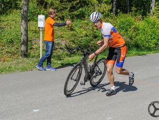 Tuusulanjärvi Triathlonin maksuporras vaihtuu - esittelyssä JäPyn Samuli Heikkilä!